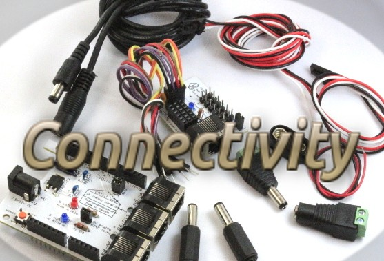 Connectivity and wiring